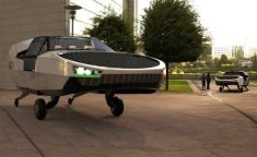 The Urban Aeronautics 'CityHawk eVTOL'