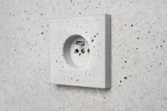 These Sekhina Light Switches and Outlets Have a Plastic-Free Design
