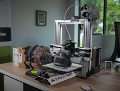 The STACKER F1 3D Printer