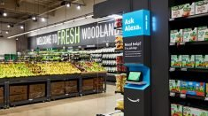 The Amazon Fresh Grocery Store with Alexa