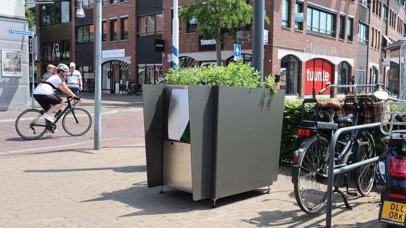 "GreenPee Introduces New Public Urinals to Combat ""Wild Peeing"""