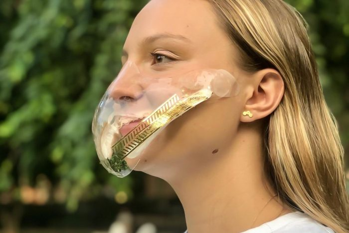 The SEEUS95 isn't what you'd call a 'conventional' mask.