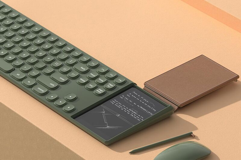 The 'Ouverture' Keyboard