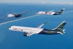 These Airbus Hydrogen-Powered Aircrafts are Imagined for 2035