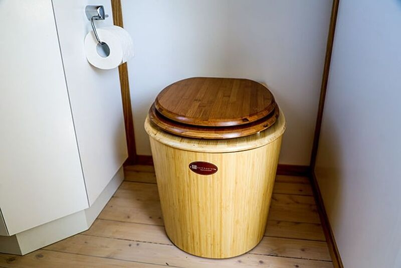 The 'Bambooloo' Eco Composting Toilet