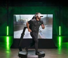 The Omni One VR Treadmill