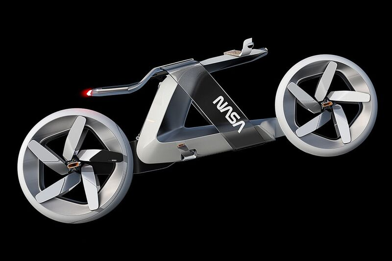 NASA Bike Will Help with Transportation on Mars