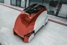The Conceptual 'ERKA' Autonomous Ambulance