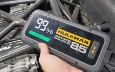 The HULKMAN Alpha 100 Smart Jump Starter
