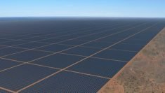 World's Largest Solar Farm to Be Built in Australia