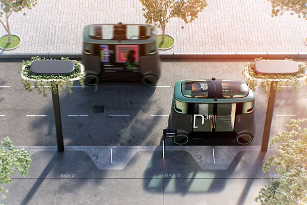 Urban Infrastructure Transportation Pods coming up next.