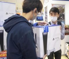 Sony's PlayStation 5 goes on sale, pre-orders overwhelm supply