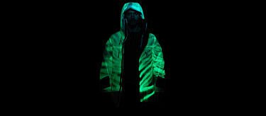 Vollebak's Solar Charged Puffer Glows in the Dark