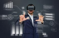 Executives are now embracing VR