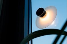 Neozoon is a Suction Lamp That Can Stick to Nearly Any Surface