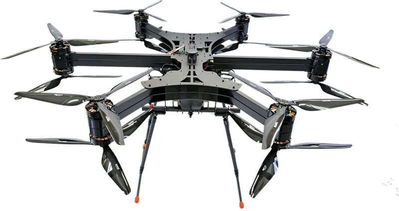 This Drone Lifts Up to 1,000 Pounds