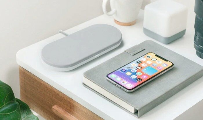 The Artellia Monno Wireless Charging Station Offers 35W of Output