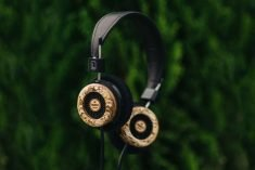 The Hemp Headphones by Grado