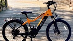 The e-JOE ONYX Sports Class Commuter eBike Has a 1,000W Motor