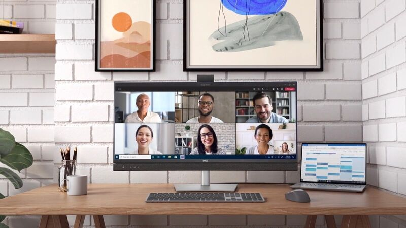 The Dell Video Conferencing Monitor Series