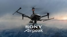 Sony Enters Drone Market with Upcoming Airpeak Brand