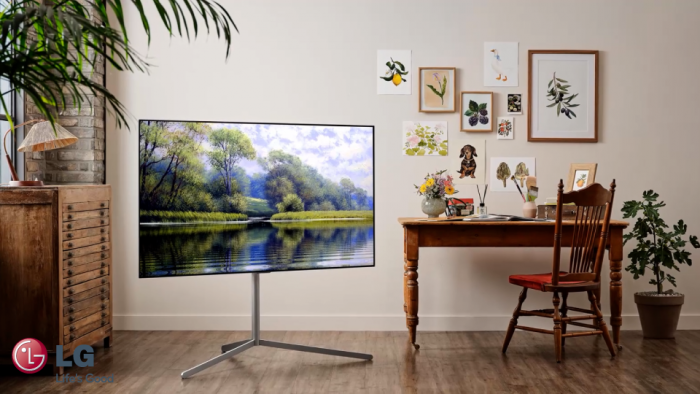 New TV Technologies from LG