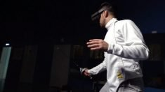 VR Helps New Players Learn the Sport of Fencing
