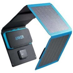 The Anker PowerSolar Flex Solar