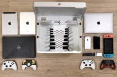 The 'LOOTBOX' Smart Charger