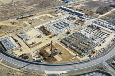 A new and massive data center for Tokyo