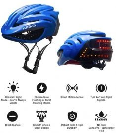 The 'KULADN' Smart Bike Helmet