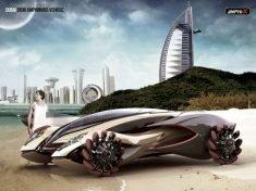 The Hyper-Futuristic Amphi-X