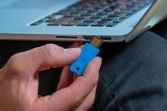 The 'Solo V2' Security Key
