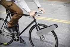 The 'Clip' E-Bike Conversion Kit