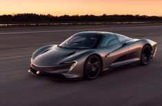 McLaren aims to revamp supercars to roar into electric era