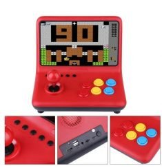 The POWKIDDY A12 Handheld Retro Gaming Console Has 2,400 Games
