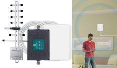 The Anntlent Tri-Band Cellphone Signal Booster
