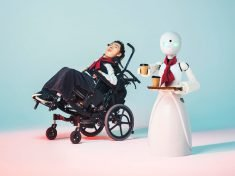 Cafe staffed by robots piloted by people with disabilities to open in Tokyo