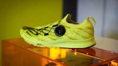 A 3D-Printed Sneaker