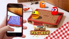 Pizza Hut's PAC-MAN Pizza Packaging Box Launches an AR Game