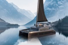 The Sunreef 80 Eco Yacht Generates Up to 34kWp of Energy