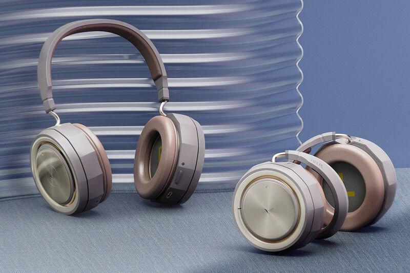 The Conceptual 'Helix' Headphones