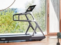 The Technogym Run Personal Treadmill