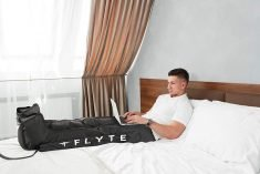 The Flyte Recovery Boots System