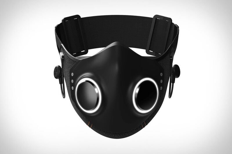 The Honeywell x will.i.am 'Xupermask' Has HEPA Filters and More