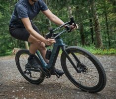 The Canyon Grail:ON Electric Gravel Bike