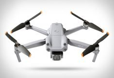 The New DJI Air 2S Drone Captures 5.4K Ultra HD Video at 30fps