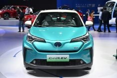 Toyota unveils plans for global line-up of battery electric vehicles