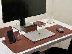 The COZE MAT Modular Desk Pad