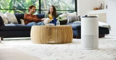 A Real-Time Monitoring Air Purifier